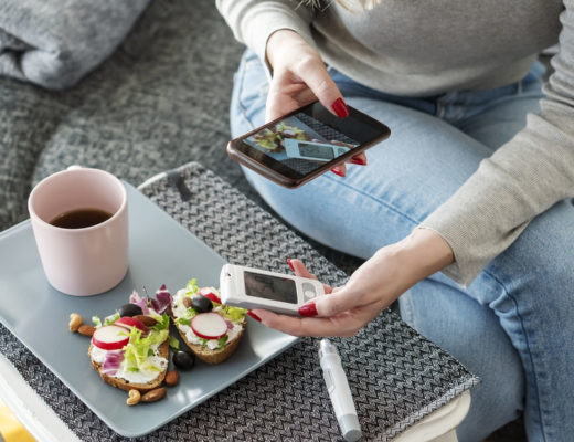 can diabetes be cured with healthy eating